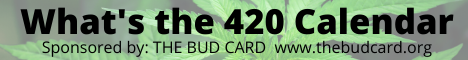 What's the 420 Calendar